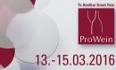 Meet us at the Prowein Trade Show