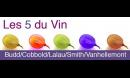 Les 5 du vin - A famous blog!