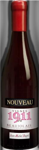 Beaujolais Nouveau Vignes de 1911