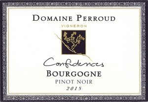 Red Burgundy Confidences