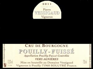 Pouilly-Fuissé Vers Agnières