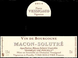 Mâcon-Solutré Hameau de Pouilly