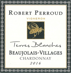 Beaujolais-Villages Blanc Terres Blanches