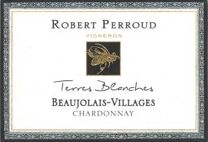 White Beaujolais-Villages  Terres Blanches