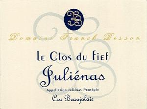 Juliénas Le Clos Du Fief