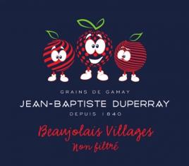 Beaujolais-Villages Nouveau Non filtré