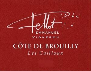 Côte de Brouilly Les Cailloux