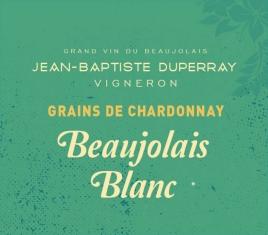 Beaujolais Blanc Grains de Chardonnay