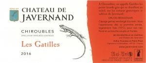Chiroubles Les Gatilles