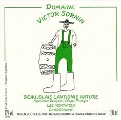 White Beaujolais-Villages  Les Monthieux