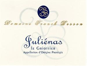 Juliénas Le Griottier