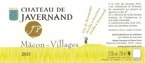 Mâcon-Villages JP