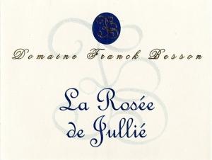 Beaujolais-Villages Rosé La Rosée de Jullié