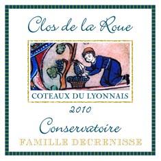 Coteaux du Lyonnais Clos de la Roue