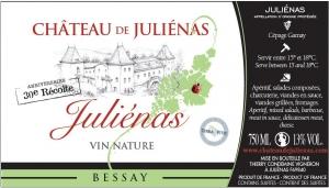 Juliénas Bessay - Nature