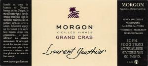Morgon Grand Cras