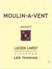 Moulin-à-Vent Les Thorins