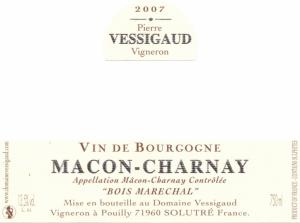 Mâcon Charnay Bois Maréchal