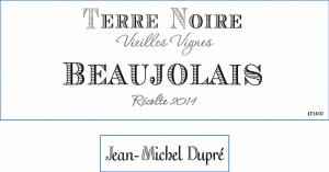Beaujolais Terre Noire