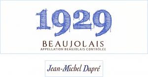 Beaujolais Nouveau 1929