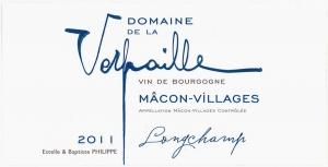 Mâcon-Villages Longchamp