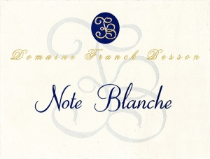 Vin de France Note Blanche